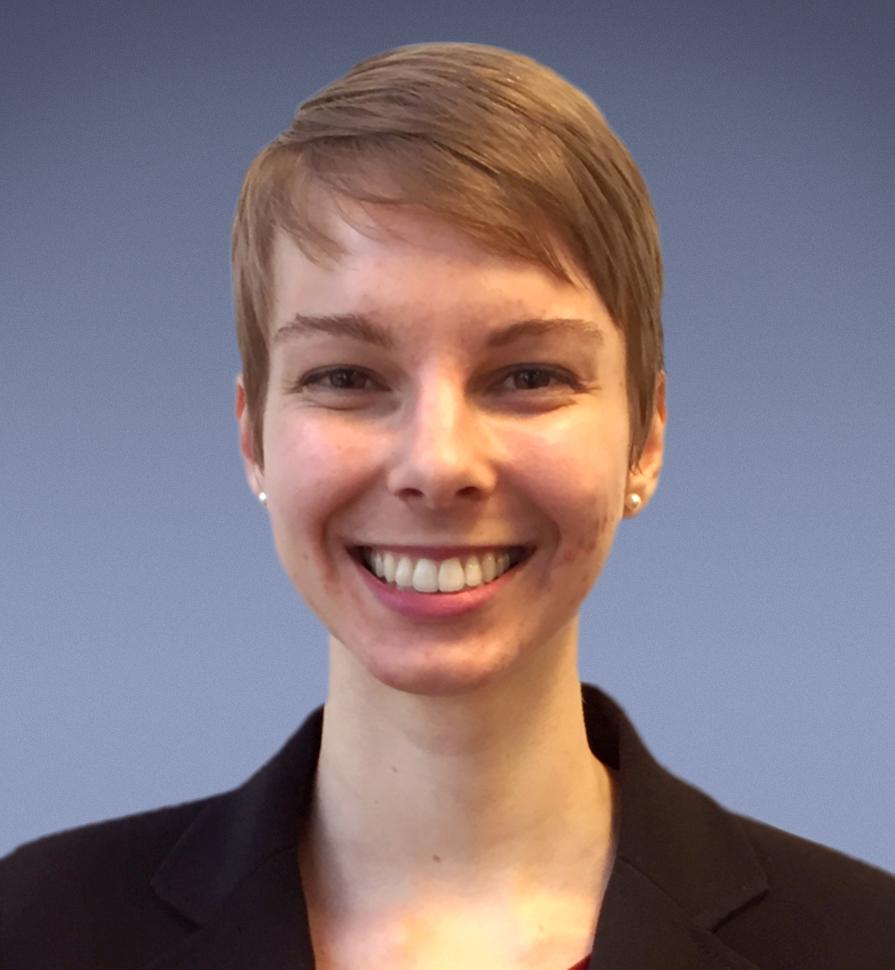 a headshot of Amanda Priest